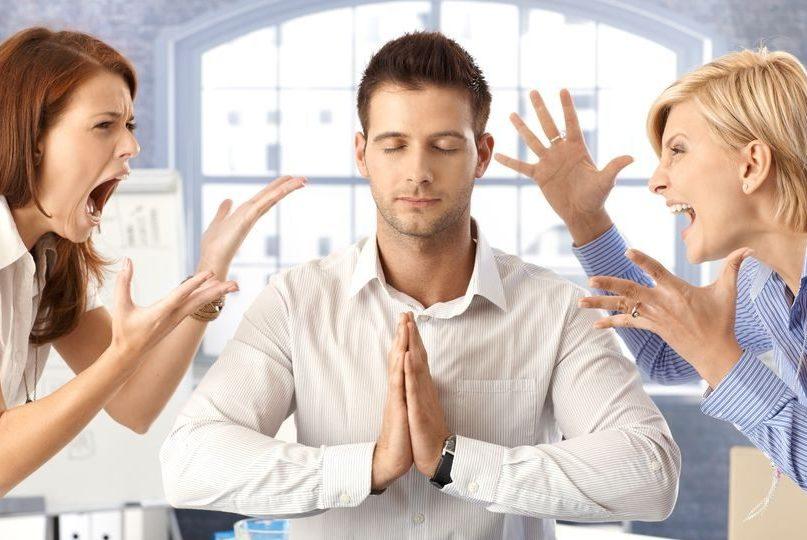 Drie snelle tips in het hanteren van CONFLICTEN in je team