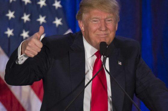 Trump heeft gewonnen, De Kracht van Onvrede