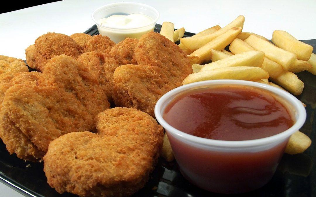 Kipnuggets voor een gezond lijf